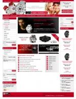 Super hodinky.cz - tvorba www stránek, webdesign, internetové obchody