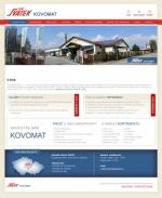 Svatek obchodní centrum - tvorba www stránek, webdesign, internetové obchody