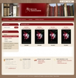 Levné knihy - antikvariát - tvorba www stránek, webdesign, internetové obchody