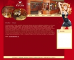 Discobar Koruna - tvorba www stránek, webdesign, internetové obchody