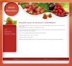 Jahodárna Horoměřice - tvorba www stránek, webdesign, internetové obchody
