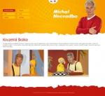 Michal Nesvadba - tvorba www stránek, webdesign, internetové obchody