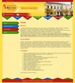 ZŠ Ročov - tvorba www stránek, webdesign, internetové obchody