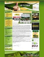 Jet Fish shop - tvorba www stránek, webdesign, internetové obchody