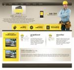 OBS stavební s.r.o. - tvorba www stránek, webdesign, internetové obchody