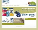 Happy Cat - tvorba www stránek, webdesign, internetové obchody