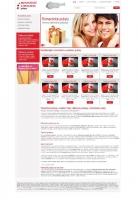 Romantické výlety - tvorba www stránek, webdesign, internetové obchody