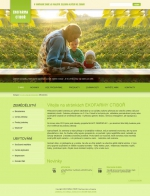 Ekofarma Ctiboř - tvorba www stránek, webdesign, internetové obchody