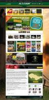 JET Fish web - tvorba www stránek, webdesign, internetové obchody